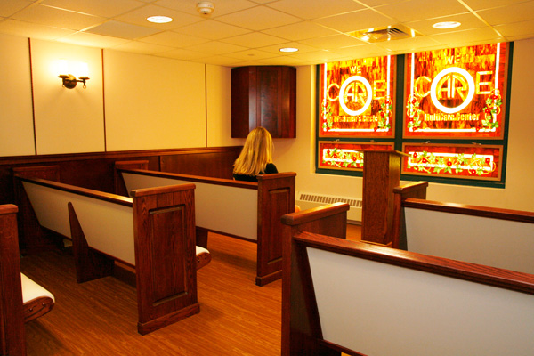 Workmen's Circle Chapel