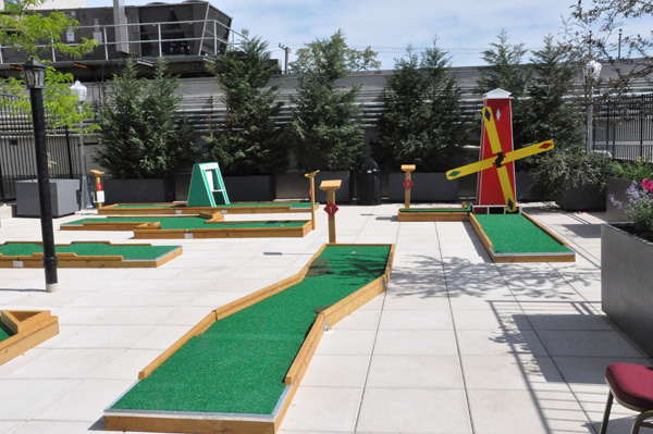 Workmen's Circle Putt Putt Golf
