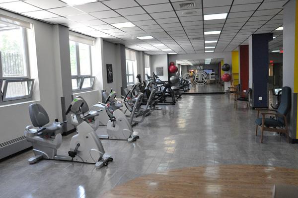 Workmen's Circle Gym